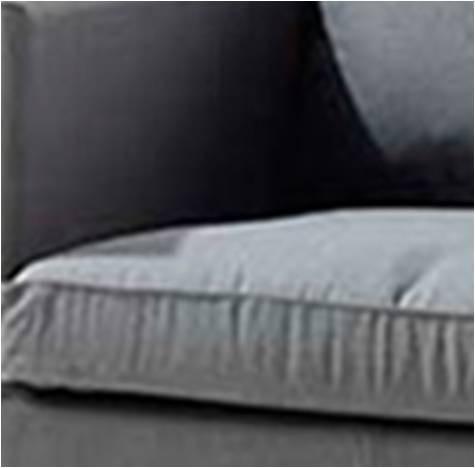 Diamond sunbrella sofa 3 pers. grå inkl. hynde - Cane-Line