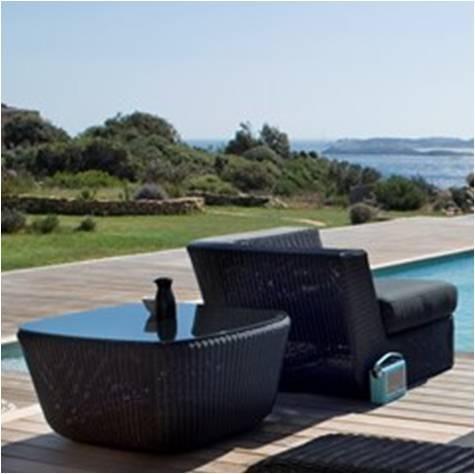 Savannah hjørne modul sofa - Cane-Line