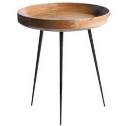 Mater Bowl sofabord Ø40 - Natur