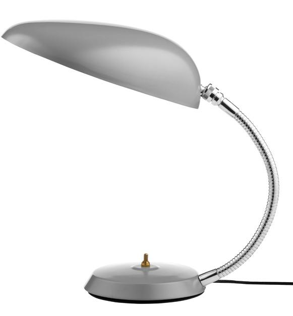 Grossman Cobra bordlampe blå grå