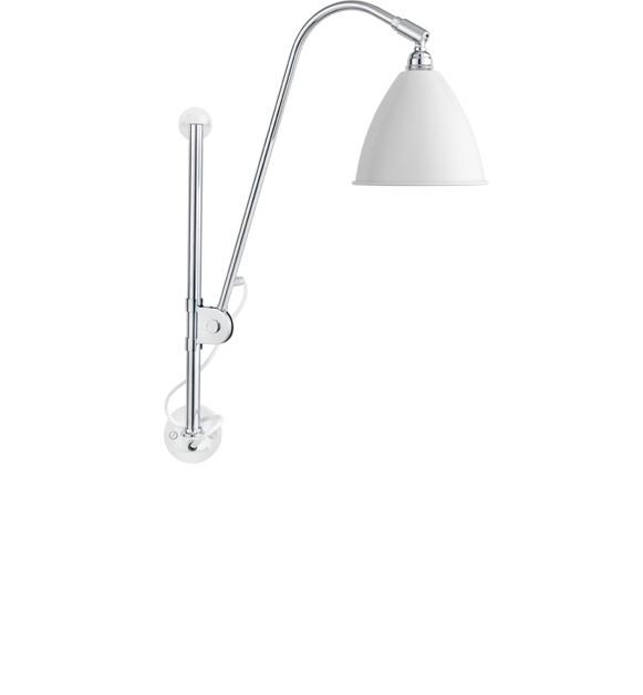 Bestlite BL5 væglampe matt hvid