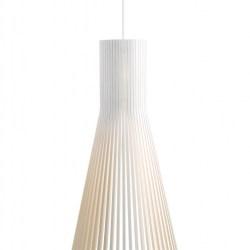 Secto 4200 pendel hvid laminat