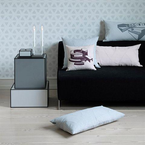 By Lassen - Frame 42 - inkl. låge - Lys grå