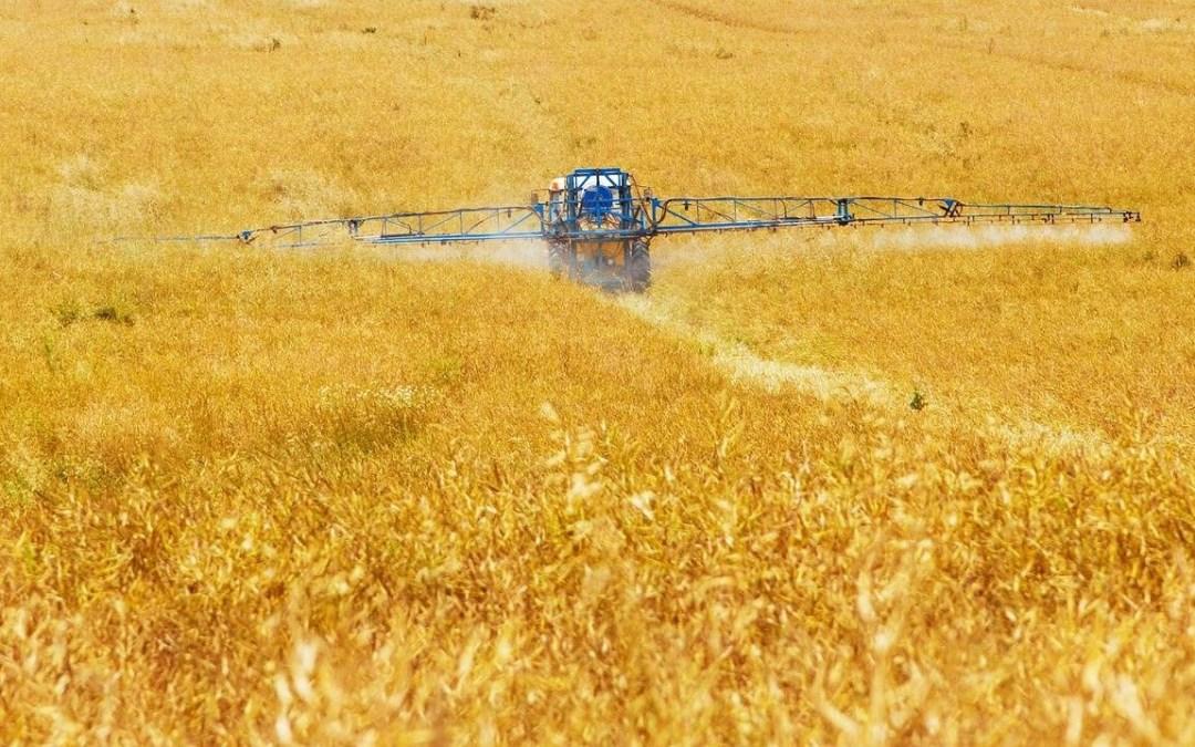 Biodiversity and Chemical Spraying