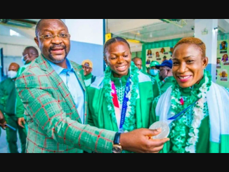 Tokyo Olympics: Nigeria?s 74th position is best in 13-years - Sports minister, Sunday Dare