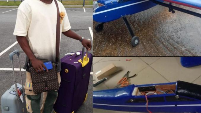 Foreign company flies Nigerian man who makes drones to Finland for immediate employment