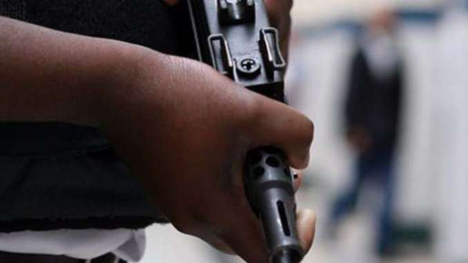 The police command in Ekiti on Friday confirmed the killing of a police officer as gunmen allegedly abducted a Chinese expatriate in Ado Ekiti, the Ekiti State capital.
