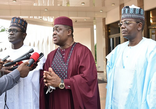 Update: FFK says he was led by the spirit to defect from PDP to APC