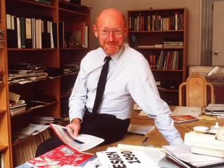 British tech pioneer, Sir Clive Sinclair who brought computer into people