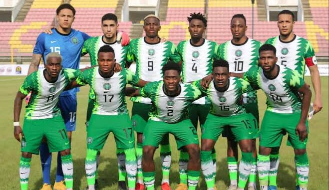 Super Eagles now worth N109bn, the 21st most valuable international team in the world