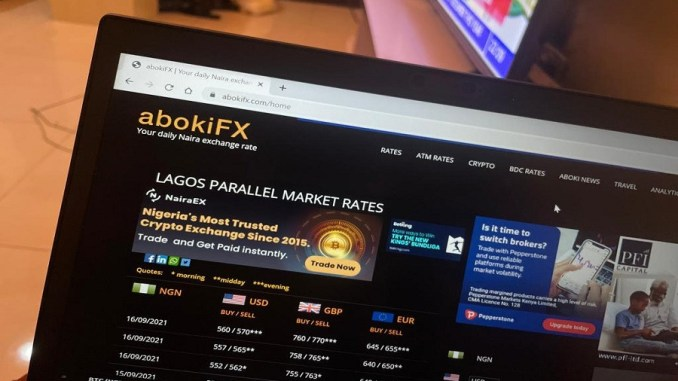 We hope our suspension of publishing any form of rates on our platforms for now will lead to Naira appreciation from next week - AbokiFX reacts to CBN Governor