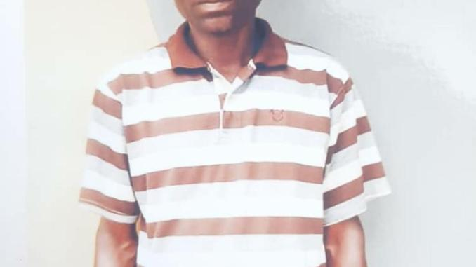 Police arrest man who tried committed suicide in Lagos ( photo)
