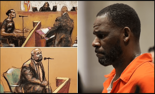 Prosecution rests its case in R. Kelly sex crimes and racketeering trial