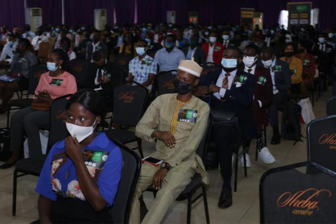 Thousands of Youths Troop in for The Next Titan Season 8 Auditions