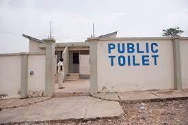 Police rescue suspected homosexuals from mob attack after they were allegedly caught having s*x in a public toilet in Rivers