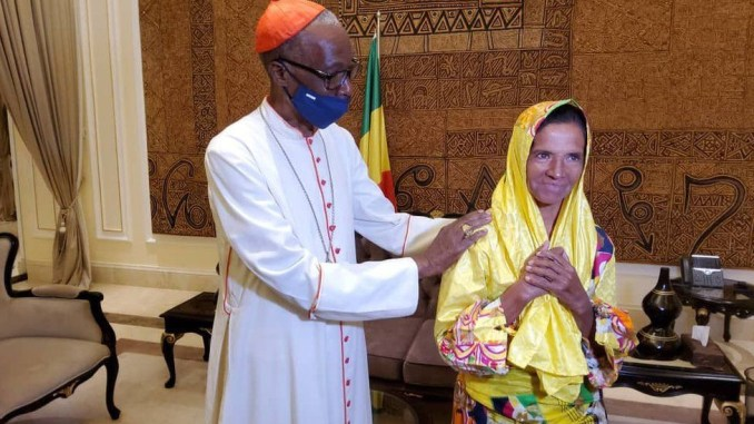 Colombian nun freed four years after being kidnapped by jihadists in Mali