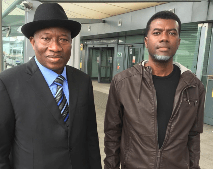The Naira was stable at N150 to  for 4 years of Jonathan, now the Naira has less value than the Zimbabwean dollar - Reno Omokri