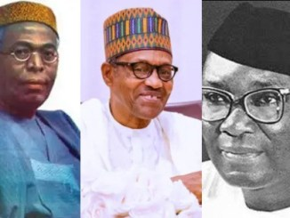Afenifere tackles Adenisa for comparing Buhari to Awolowo and Azikiwe