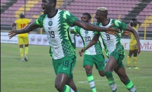 2022 WCQ: Super Eagles set to be without their top scorer in Europe for CAR clash