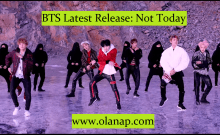 BTS Not Today Music Video officially released: Hits Youtube by storm