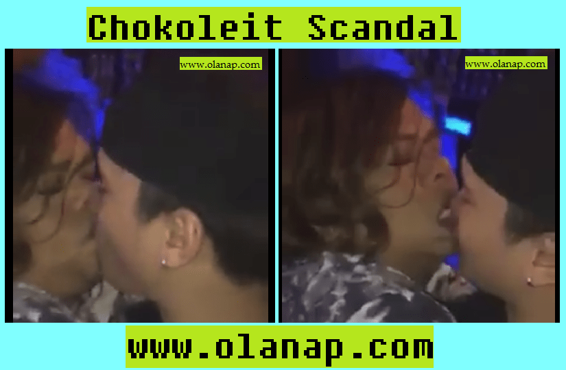 Chokoleit Scandal surfaces on Facebook 1.5 million vies in 5 hours