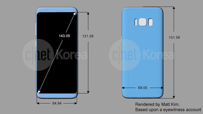 Leaked Schematic from Cnet Korea