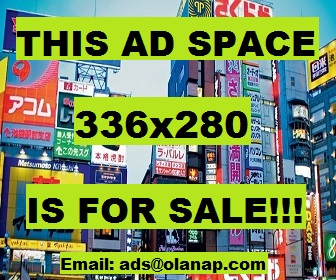 Ads space for rent