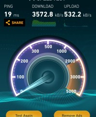 globe lte speed test malibay