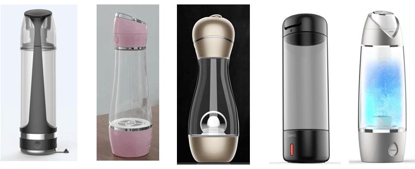 Olnasi Hydrogen Water Bottle