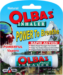 Olbas Inhaler - Power to Breathe, Naturally!