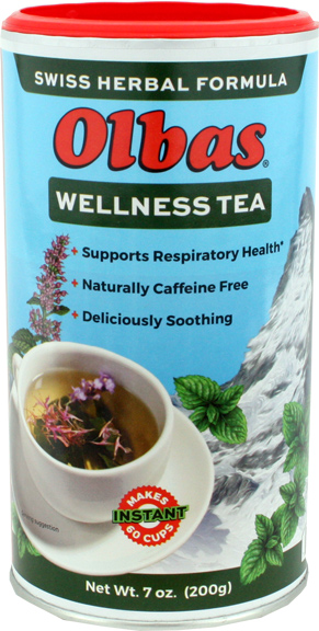 Olbas Wellness Tea Canister