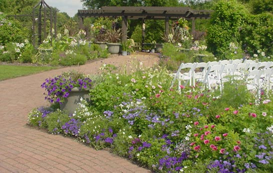 Photos Of Wedding Spaces Olbrich Botanical Gardens