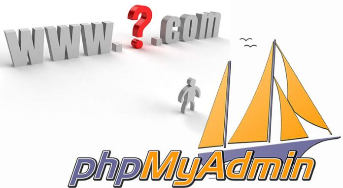 phpmyadmin üzerinden wordpress domain değişikliği sorgusu