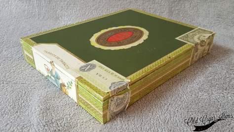 LA FLOR DE CANO CRISTALES - Box side 2