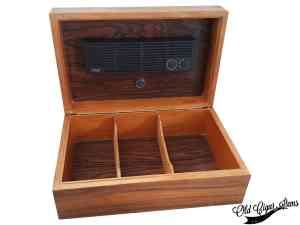 Cave à cigares DAVIDOFF N°7 (Humidor) - Old Cigar Items