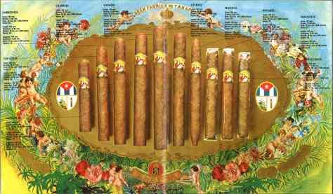 Portfolio La Gloria Cubana 1972