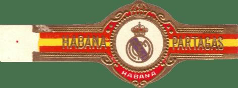 PARTAGAS band - Real Madrid