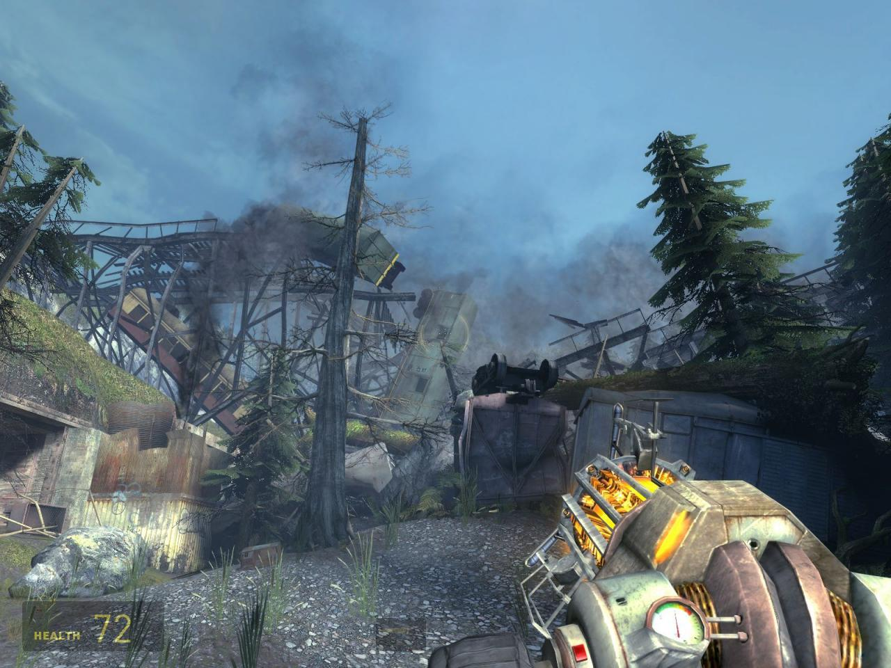 Half Life 2 Episode Two Download Action Adventure Game