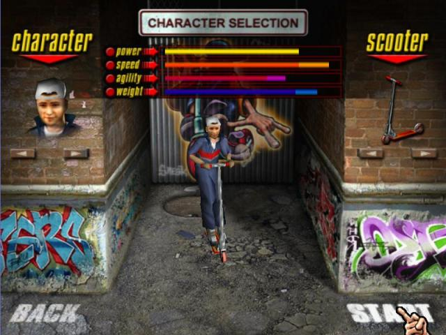 Scooter Pro Download (2001 Simulation Game)