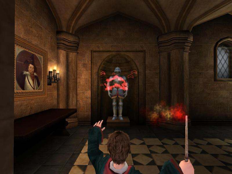 Harry Potter and the Prisoner of Azkaban Download  2004 Puzzle Game      Harry Potter and the Prisoner of Azkaban screenshot  2
