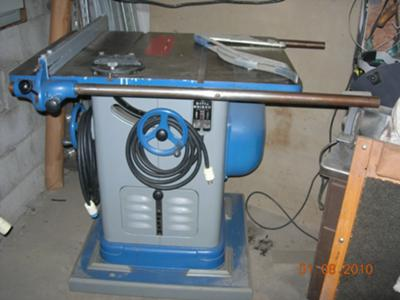 Delta Table Saw Motor