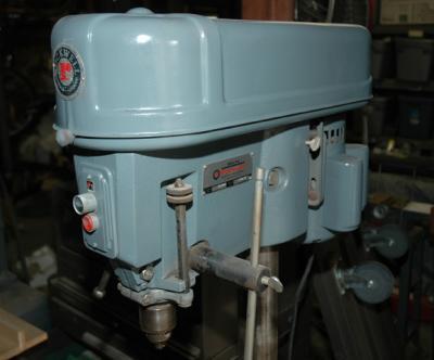 Rockwell Drill Press Parts