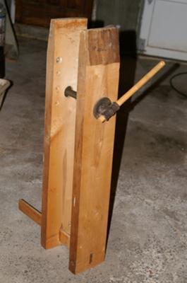 Wood Vise