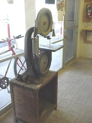 12 Quot Bench Band Saw
