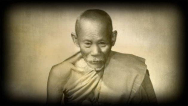 Luang Por Jong of Wat na Tang Nork (Ayuttaya)