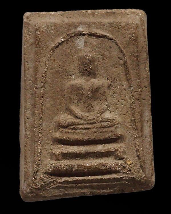Pra Somdej Pim Niyom Luang Por Taen Wat Tam saen 2506 BE front