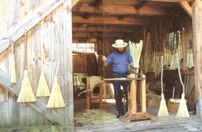 05_Broom Making