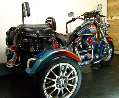 Trikes in the UK from Old Biker World  Bought & Sold