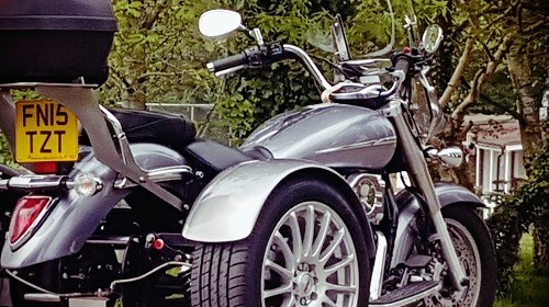 Yamaha,Trike,