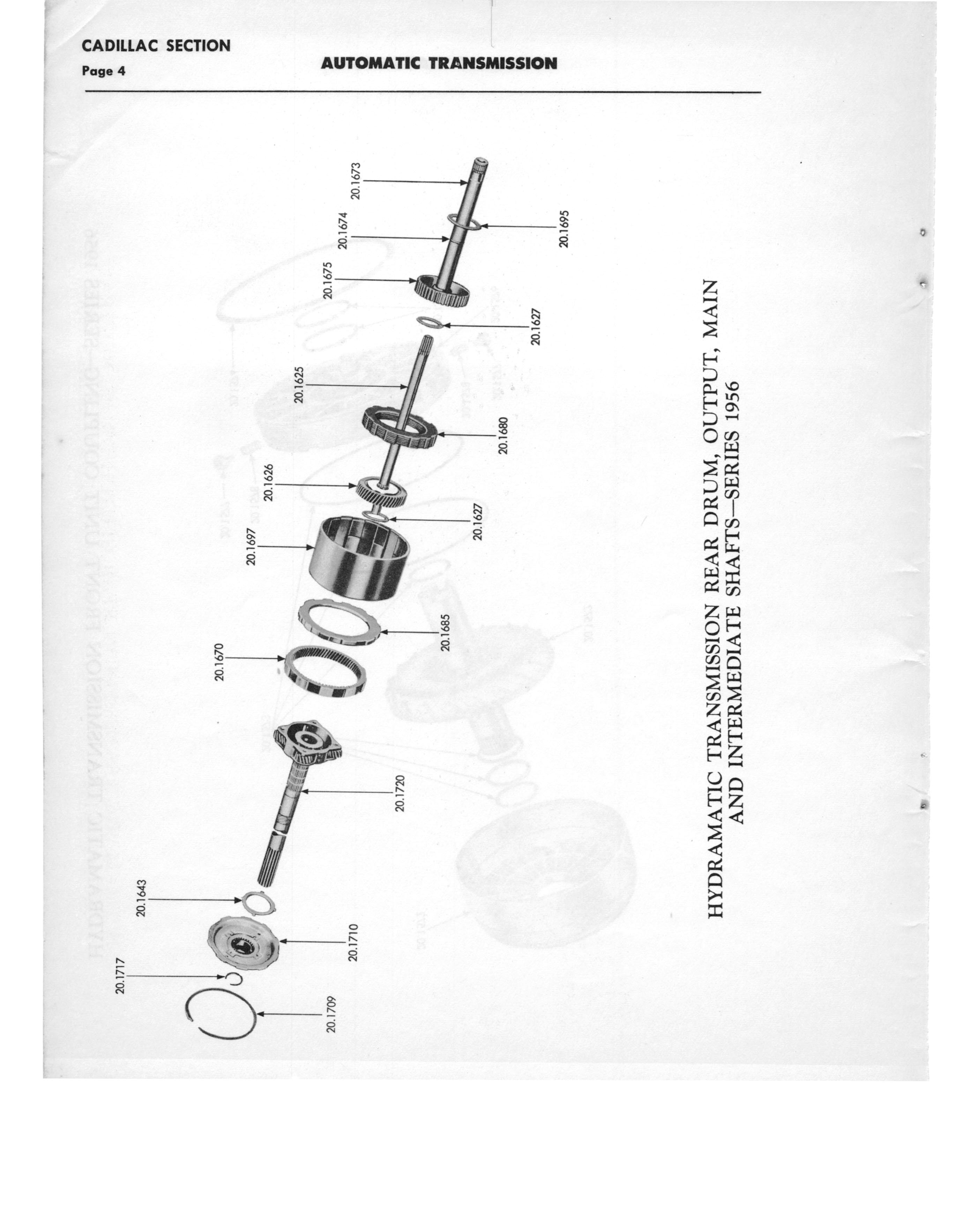 Gm Automatic Transmission Parts Catalog Supplement To A Page 10 Of 97